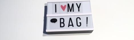 I love my super Bag Light Box